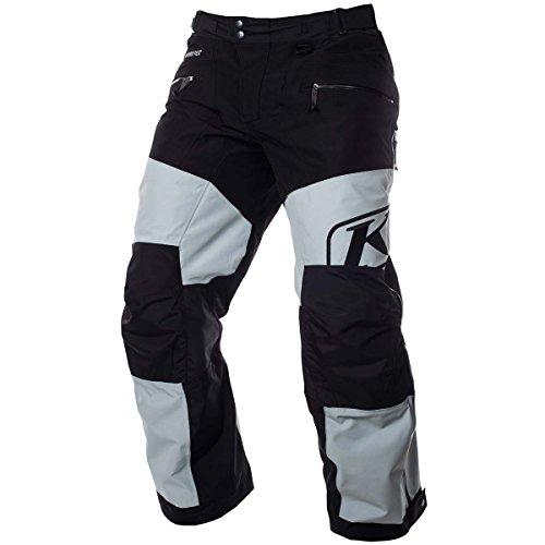 Klim Powerxross Men's Ski Snowmobile Pants - Black / Large