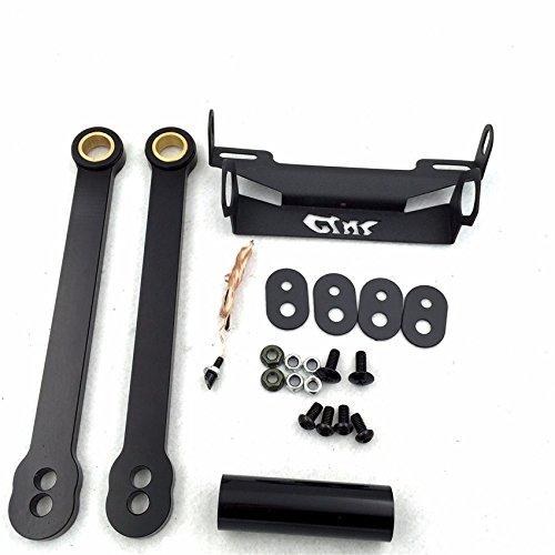 New Black Lowering Links Fender Eliminators for 03-06 Honda CBR 600RR 04-07 1000RR By XKH