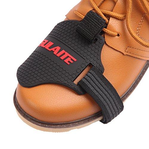 Yuehua Motorcycle Boot Shoe Protector Gear Shifter