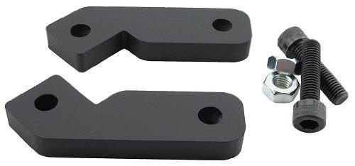 Refined Cycle Pe3-passenger Foot Peg Extensions For Kawasaki Vulcan 1500/1600 Classic, Drifter & Mean Streak /