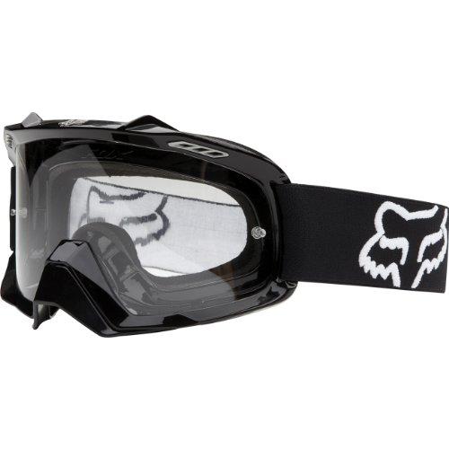 Fox Racing AIRSPC Goggle - Polished BlackClear Lens