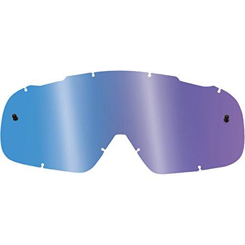 Fox Racing AIRSPC Lexan Anti-Fog Adult Replacement Lens MotoXOff-RoadDirt Bike Motorcycle Eyewear Accessories - Blue Spark  One Size