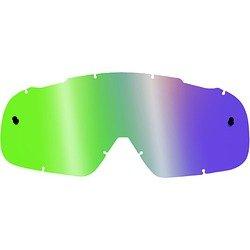 Fox Racing AIRSPC Lexan Anti-Fog Adult Replacement Lens MotoXOff-RoadDirt Bike Motorcycle Eyewear Accessories - Green Spark  One Size