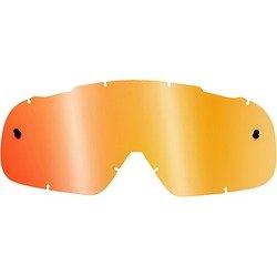 Fox Racing AIRSPC Lexan Anti-Fog Adult Replacement Lens MotoXOff-RoadDirt Bike Motorcycle Eyewear Accessories - Orange Spark  One Size