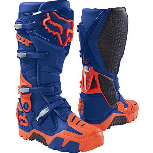 Fox Racing Instinct Offroad Mens Motocross Boots - Blue - 11