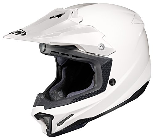 HJC CL-X7 Off-Road Motocross Helmet White Large