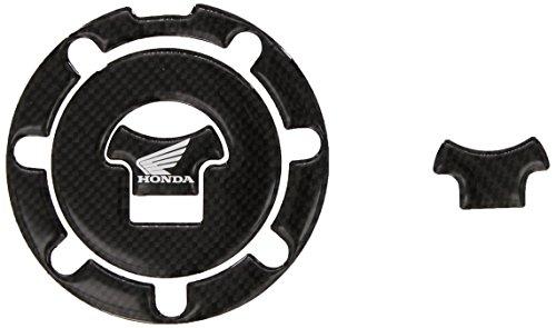 Honda 08P61-MFJ-100B Carbon Fiber Fuel Lid Cover