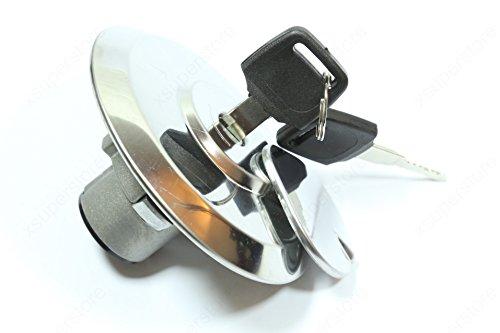 Motorcycle Gas Tank Cap Lock Keys for Honda Night Hawk Silverwing Hondamatic Interceptor CB1000C CB 650 CB750 CM400 CM450 GL500 GL650
