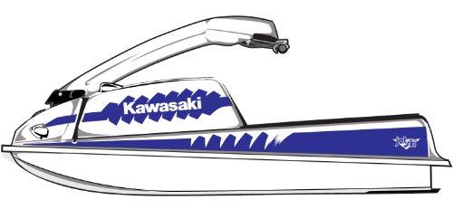 Exotic Signs Kawasaki 550 550 SX 440 400 Graphic Kit - EK0024K550