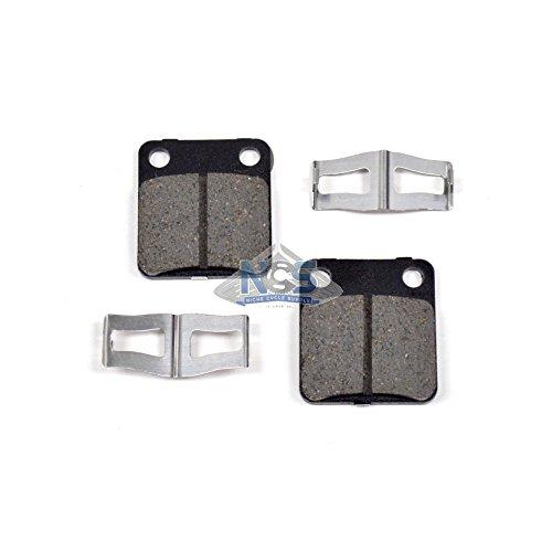 Kawasaki KVF 400 131-134 2x4 Prairie 99-02 Front Sintered Brake Pads by Niche Cycle Supply