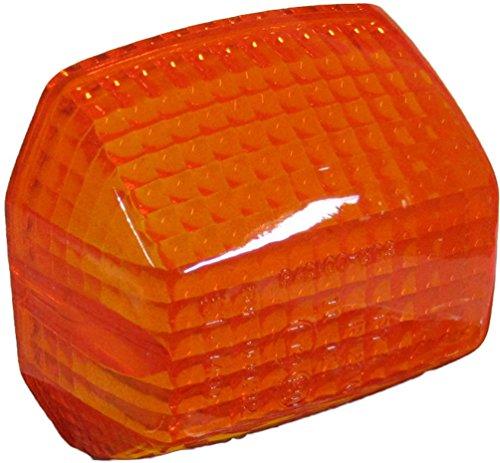 Kawasaki GPX 600 R Indicator Lens Front RH Amber 1988