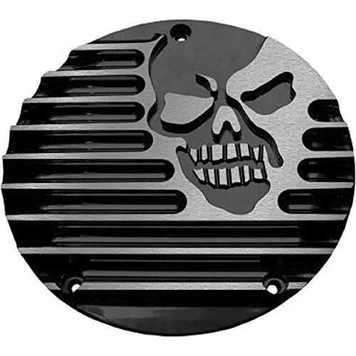 Covingtons Derby Cover - Machine Head - Gloss Black Powdercoat C1076B