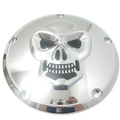 Generic Skull Derby Cover For Harley-Davidson 25415-99