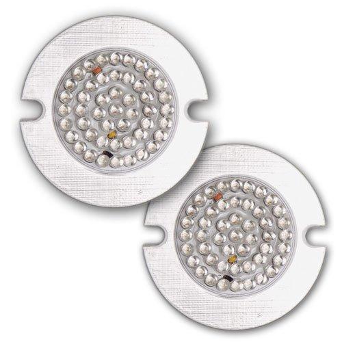 Radiantz Dual Intensity Amber LED Turn Signal LED Cluster for Harley FL 1986 - 2007