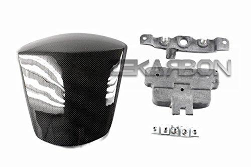2011 - 2015 Suzuki Gsxr 600 / 750 Carbon Fiber Cowl Seat - 1x1 Plain Weaves