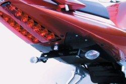 Targa Fender Eliminator Tail Kit Suzuki Sv650 / Sv650s 03-09
