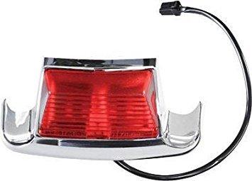 HardDrive F51-0642R Red Rear Fender Tip Light Lens