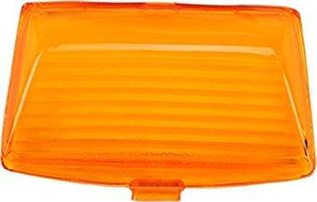 HardDrive F51-0643LA Amber Front Fender Tip Light Replacement Lens