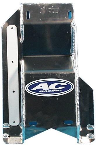 Ac Racing 04-2850 Silver Swingarm Skid Plate