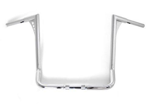 El Diablo Chrome 18 Rise Ape Hangers 1-14 Handlebars Harley Dressers Baggers FLHT FLHTC