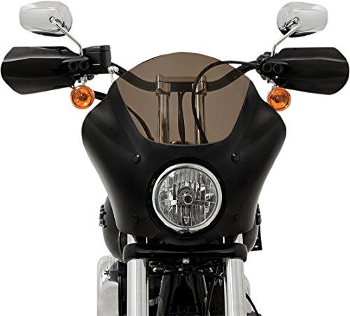 MEMPHIS SHADES HD MEB7215 Black Handguard for Harley-Davidson DynaFLHRFXSTFLSTXL