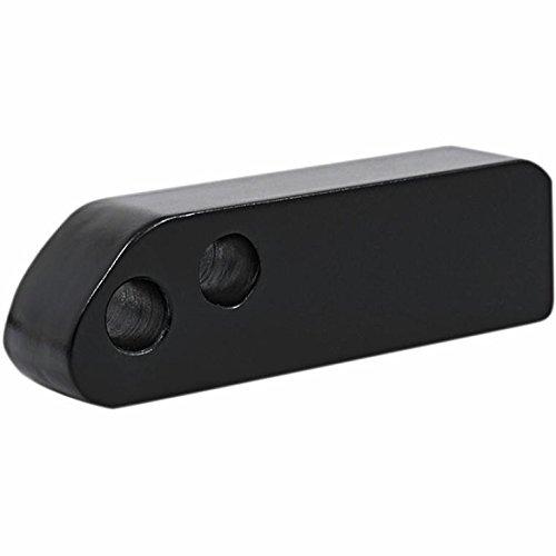 MEMPHIS SHADES HD MEB9883 Black Headlight Extension Block