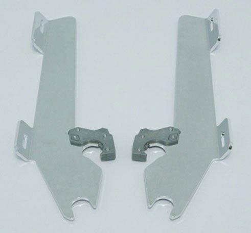 Memphis Shades Metric Plate Kit Bw Vtx13Exp Pol Mek1802