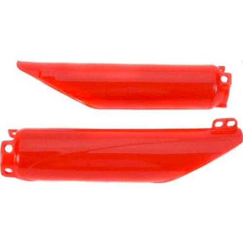 Ufo Plastics Fork Slider Protectors - 92-99 Cr Red , Color: Red Ho02647-067