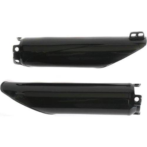 Ufo Plastics Fork Slider Protectors - Black , Color: Black Ka03778-001