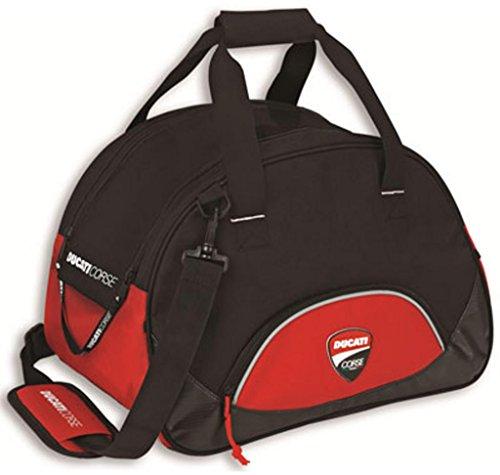 Ducati Corse 2015 Helmet Bag Black Red White Embroidered 987689732