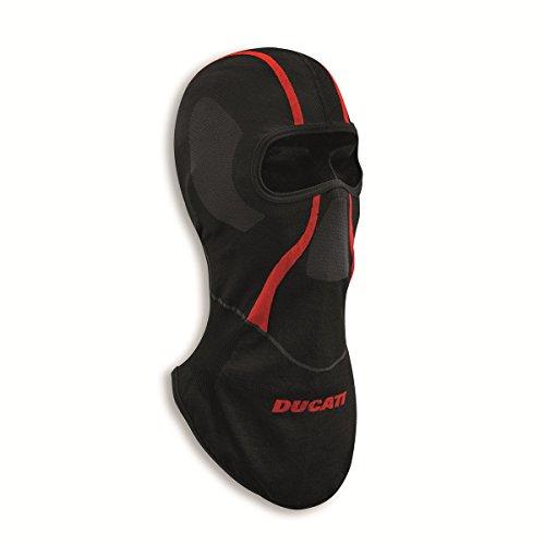 Ducati Corse Balaclava Warm Up Black 981040030
