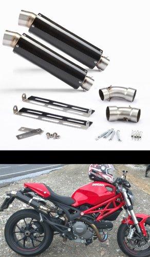Ducati 6967961100 Carbon GP Exhaust