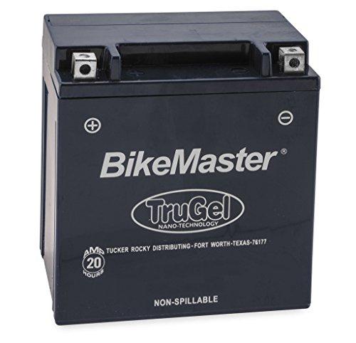 New BikeMaster TruGel Motorcycle Battery - 1990-1991 Ducati 851 Superbike