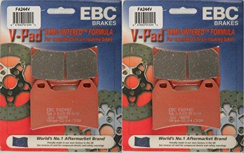 EBC Brake Pad Front Kit FA244V for Ducati S2R 1000 2006-2008