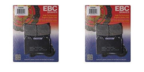 EBC Brake Pad Kit FA244 for Ducati S2R 1000 2006-2008