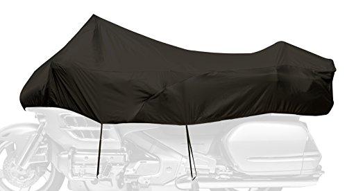 Dowco 05140 Guardian Premium Half Cover Black - Large Touring