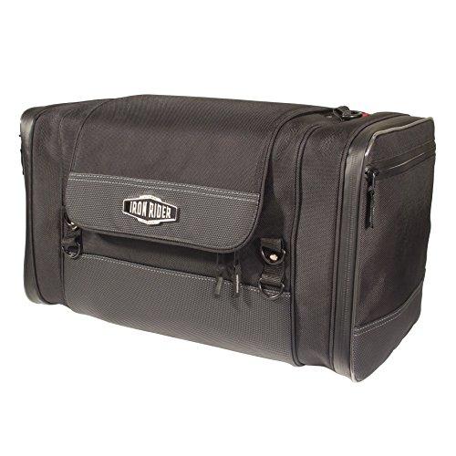 Dowco 50125-00 Iron Rider Main Bag Black