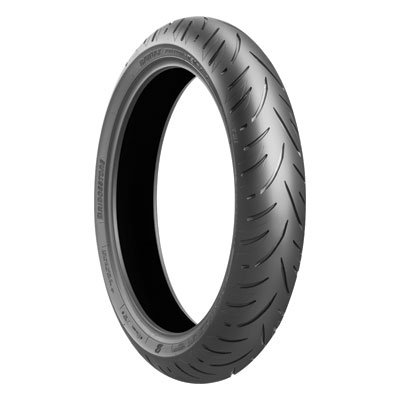 12070ZR-17 58W Bridgestone Battlax Sport Touring T31 Front Motorcycle Tire for Ducati 998 S4RS Monster TestastrettaTricolore 2006-2008