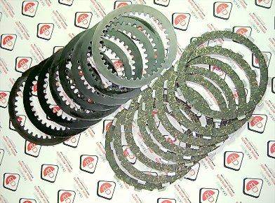Ducabike Ducati Clutch Plates Friction Discs Kit Street Use