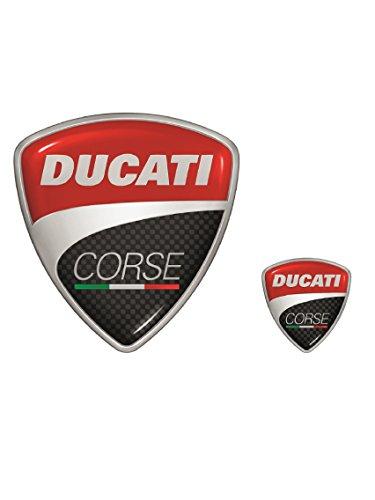 Ducati Corse Logo Sticker Kit