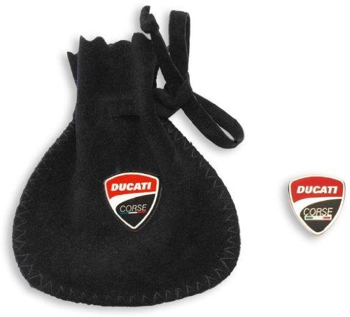 Ducati Corse Polished Brass Pin 987686833