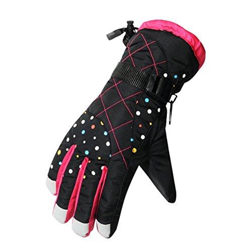 Waterfly® Fashion Women's Femal Warm Waterproof Winter Outdoor Glove Cycling Gloves Biking Gloves Snowmobile Snowboard