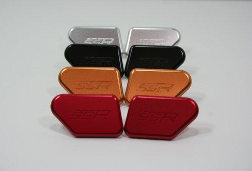 Ducati 848 1098 1098s 1098r 1198 1198s 1198r Race CNC Billet Mirror Block Off Offs Blockoff