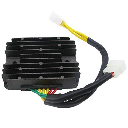 Li Bai Voltage Regulator Rectifier For DUCATI 1098 848 EVO 1198 SH579EA Aluminum