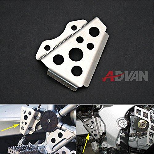 Moto Onfire Rear Brake Master Cylinder Guard Protector For Bmw R1200gs F650gs G650gs Dakar Sertao Tr650