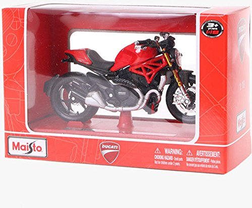 Ducati Monster 1200 Model 118 by Maisto 987691505