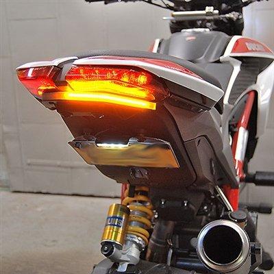 Ducati Hypermotard Fender Eliminator Kit - Tucked - New Rage Cycles