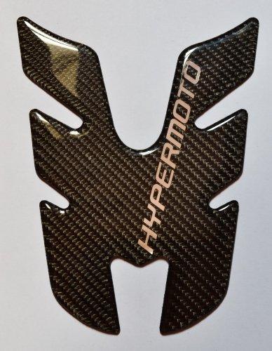 Ducati Hypermotard SP Carbon Fiber Motorcycle Tank Protector Pad