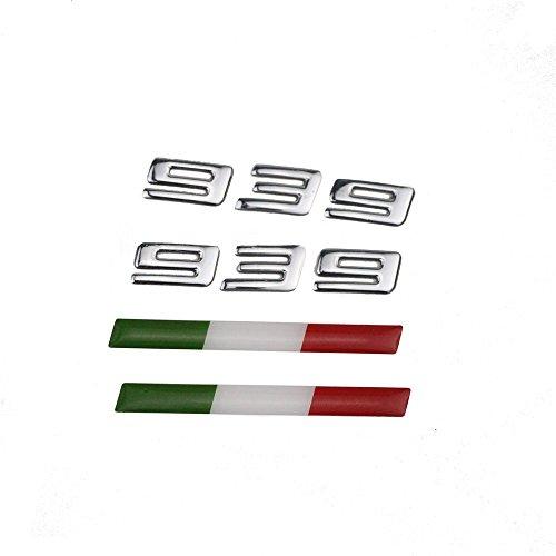 PRO-KODASKIN Motorcycle 3D Raise Emblem Sticker Decal for Italy Ducati Hypermotard 939