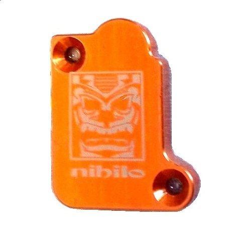 NEW NIHILO CONCEPTS FRONT BRAKE CAP KTM 50 SX MINI JR 2002-12 WMRFBC50